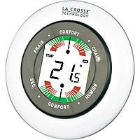 La Crosse (France) Термометр-гигрометр La Crosse WT138-W-BLI