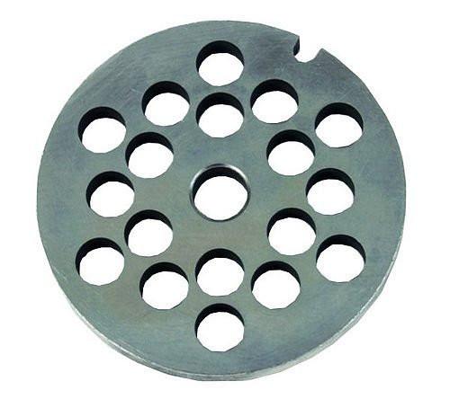 Zelmer решетка (сетка) для мясорубки, общий Ø-54, отверстиве Ø-8,0мм