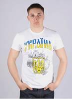 Мужская патриотическая футболка Valimark