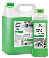 Средство для мытья пола Grass Floor Wash Strong (щелочное) 5 кг