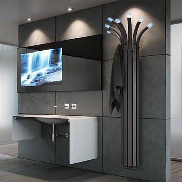 ENIX Дизайнерська рушникосушка Palma