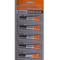 Клей специальный Pasco C-041 3гр суперклей, лента
