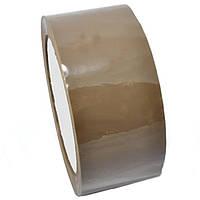 Скотч упаковочный Klerk 12748 коричневый 48ммх66ярд 40мкм