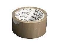 Скотч упаковочный Delta 3033-02 коричневый 48ммх66ярд 40мкм