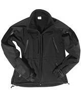"Куртка демисезонная ""Softshell Plus"" Black"