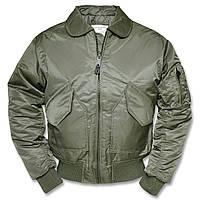 "Куртка лётная ""CWU"" Sturm Mil-Tec® Olive"