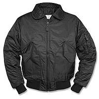 "Куртка лётная ""CWU"" Sturm Mil-Tec® Black"