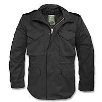 """Куртка полевая демисезонная """"M65"""" Black"""