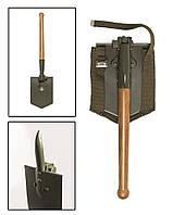 Лопата BW складная с киркой (новая)
