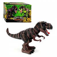 Животные 6623 динозавр, свет, звук, ходит
