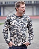 Футболка военная с длинным рукавом