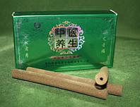 Полынные сигары прессованные с можжевельником для прогревания, длина 120 мм, d 12 мм