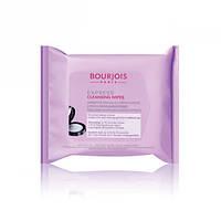Bourjois Салфетки для снятия макияжа Express Cleansing Wipes 25шт ОРИГИНАЛ