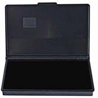 Подушка штемпельная Kores K71575 черный 7х11см пласт