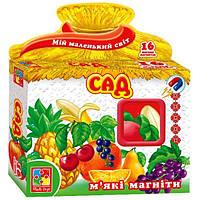 Мягкие магниты Сад VT3101-01 Vladi Toys