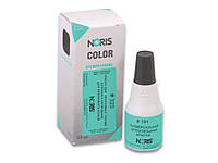 Штемпельные краски специальные Noris 196 черный Краска 50мл на спирт.основ д/полиэт черн