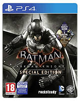 Batman: Arkham Knight (Недельный прокат аккаунта)