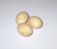 Яйцо деревянное 3,5/2,9 см