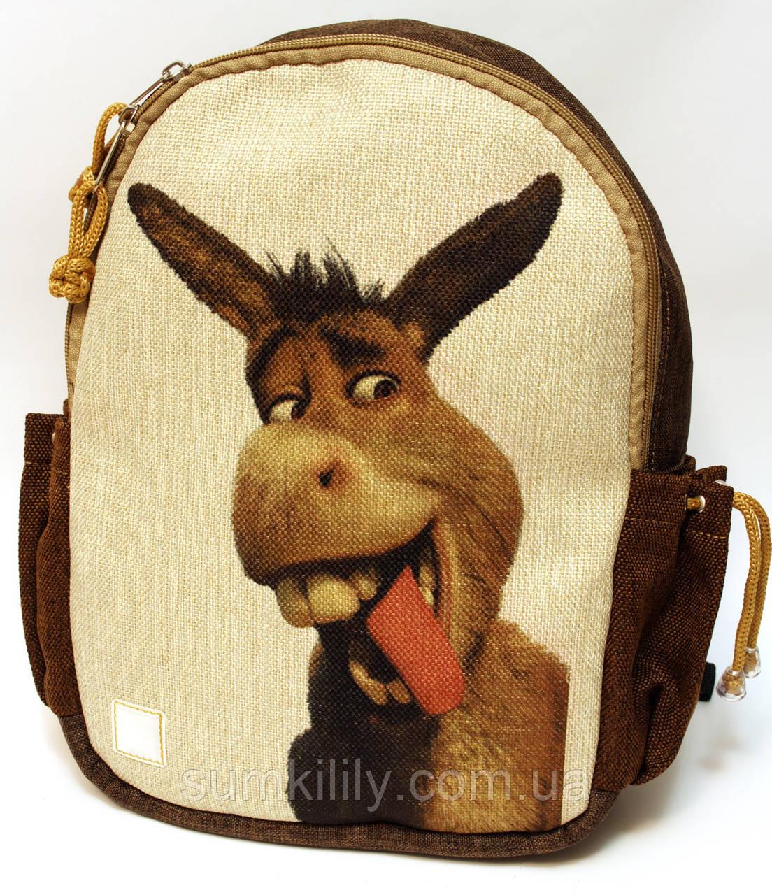 Детский рюкзак Шрек