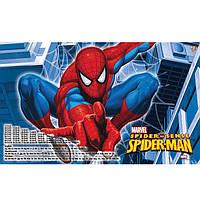 "Подставка 1_Вересня 470227 подкладка д/письма ""Человек паук"" 600х365мм"
