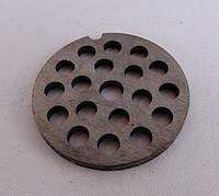 Решетка (сетка) для ручной мясорубке, отверстие Ø-8 мм