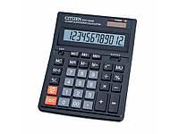 Калькуляторы бухгалтерские Citizen SDC-444S черный 12 разряд, 153*199*30,5, пласт корп, пласт кн