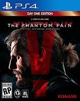 Metal Gear Solid 5: The Phantom Pain (Тижневий прокат запису)