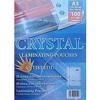 Пленка для ламинирования Antistatic 3130021 А3 (303х426) 100мк (100шт)