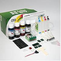 Система непрерывной подачи чернил ColorWay XP413CC-4.1B Epson XP313/413 Battery+чернила (4х100мл) V2