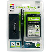 Набор ColorWay CW-4811 со стилусом для очистки планшетов