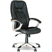 Кресла офисные для руководителей нс ECO-30 черный Forsage