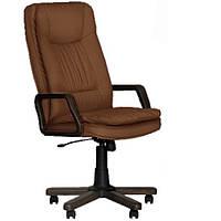 Кресла офисные для руководителей нс ECO-21 1.031 коричневый Helios Extra
