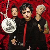 Кулон-логотип  американской панк-рок группы Green Day