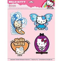 "Наклейка детская Kite HK12-190K д/декору комнат 3D ""Hello Kitty"""