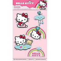 "Наклейка детская Kite HK12-191K д/декору комнат объемные""Hello Kitty"""