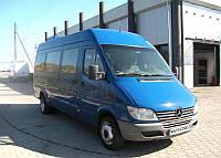 Заказ микроавтобуса по Днепропетровску.Доставка-развозка сотрудников на работу с работы Днепр.