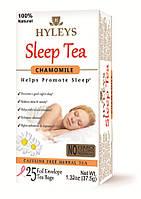 Средство для здорового сна Hyleys Sleep Tea Chamomile