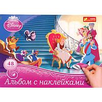 """Наклейки для декора Ранок 12153106Р Дисней """"Принцессы №1"""""""