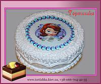 Детский торт София