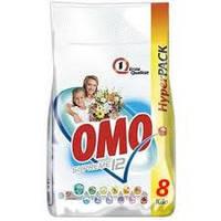 Стиральный порошок OMO универсальный, 8 кг, 80 стирок