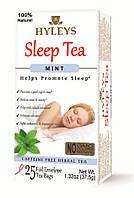 Средство для здорового сна Hyleys Sleep Tea Mint