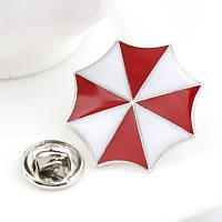 Значок GeekLand Resident Evil Umbrella  Обитель зла Амбрелла 28.6