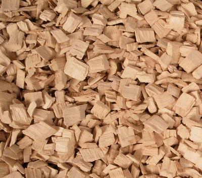 Щепа топливная из хвойных пород деревьев