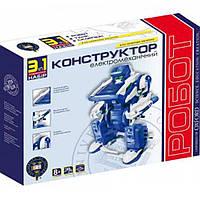 """Конструктор 1_Вересня 951351 """"Робот"""" 3в1 на солнечных батареях"""