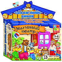 Магнитный театр «Бычок — смоляной бочок» VT3206-15 Vladi Toys
