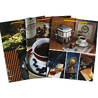 "Подарочный пакет MAN-D микс 30х23х8 ""Кофе"" бумажн"
