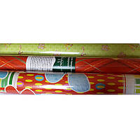 Упаковочная бумага GENL115 микс 1,5мх70см