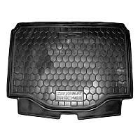 Коврик в багажник Chevrolet Tracker 2013- (AVTO-GUMM)
