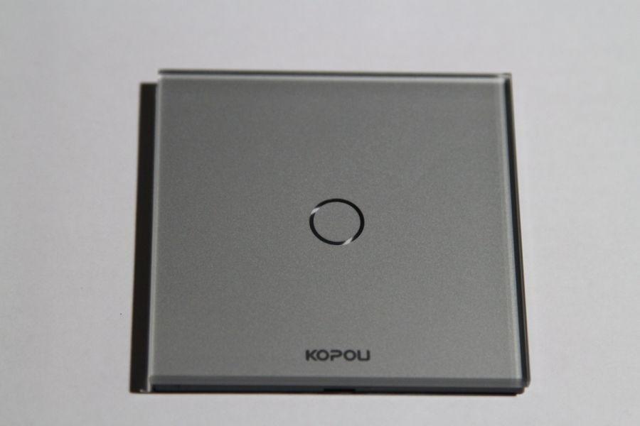 Сенсорный выключатель Kopou 1 линия