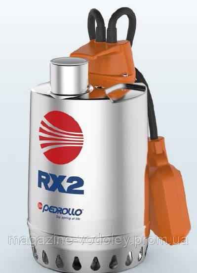 Дренажный насос RXm 2  из нержавеющей стали